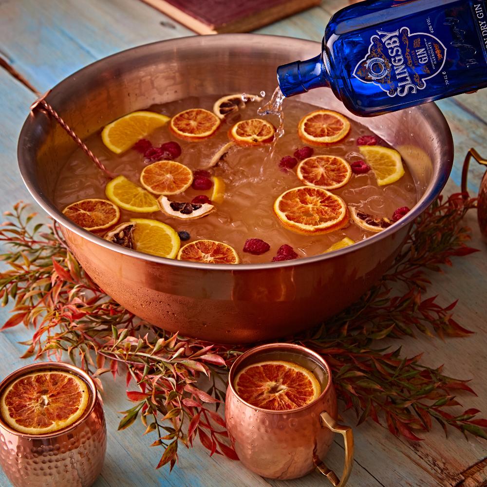 Halloween Gin Cocktails