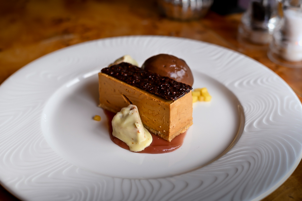 Carpenters Arms Felixkirk Chocolate Delice