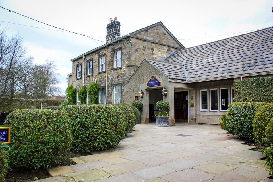 Devonshire Arms Bolton Abbey Hotel Exterior