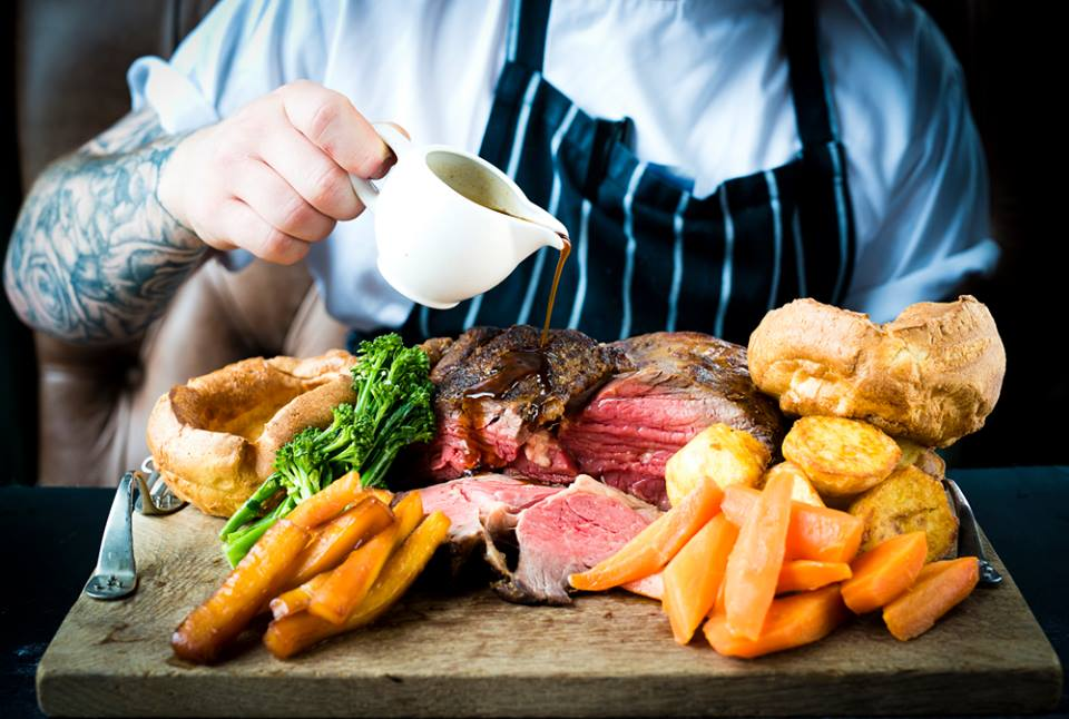 The Refectory York - Christmas in Yorkshire 2017 - best restaurants in Yorkshire