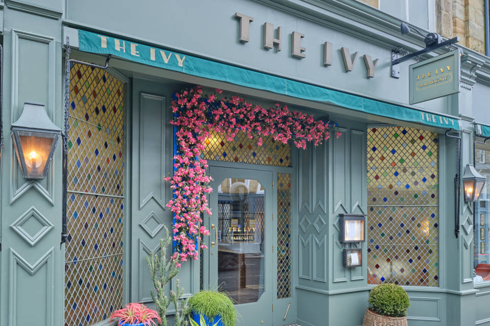 The Ivy Harrogate Exterior Front