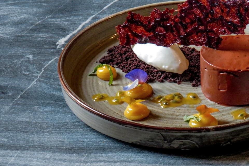 West Park Hotel Harrogate Review Chocolate Mousse