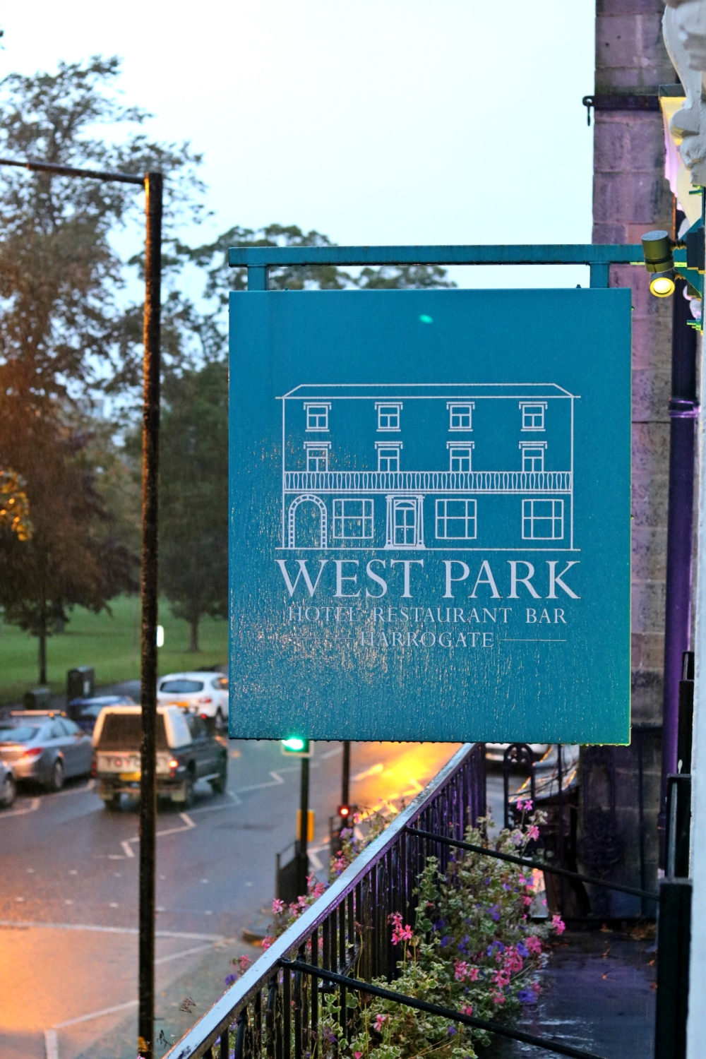 West Park Hotel harrogate review