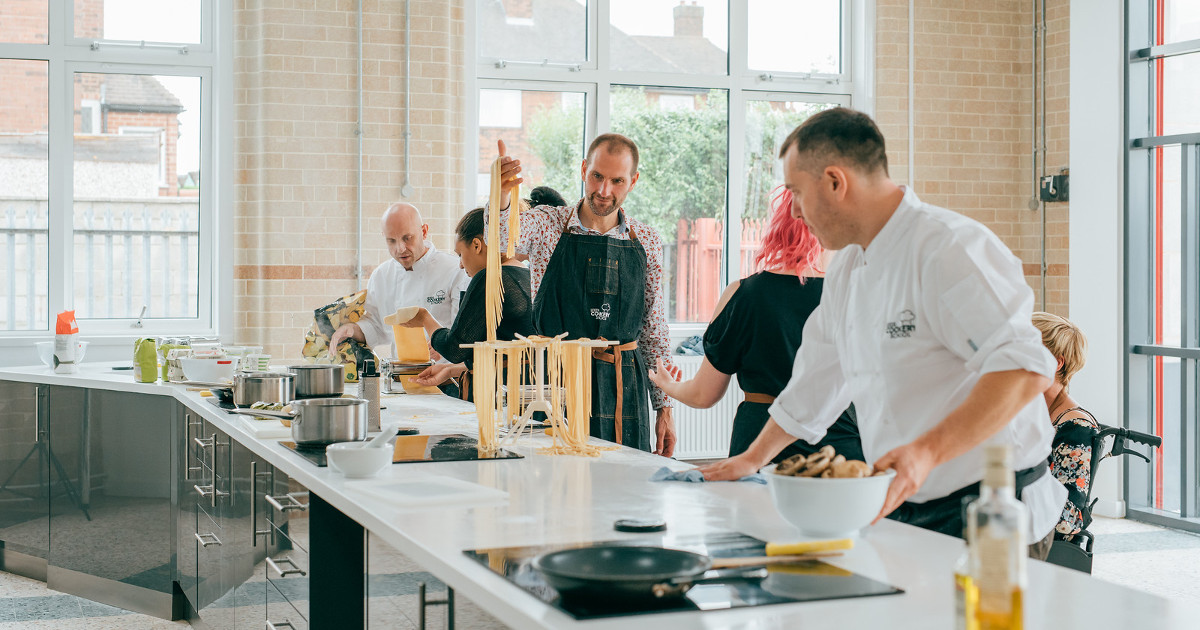 Cookery courses in leeds