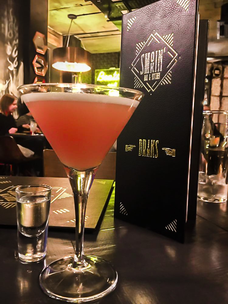 Smokin Bar Leeds Review