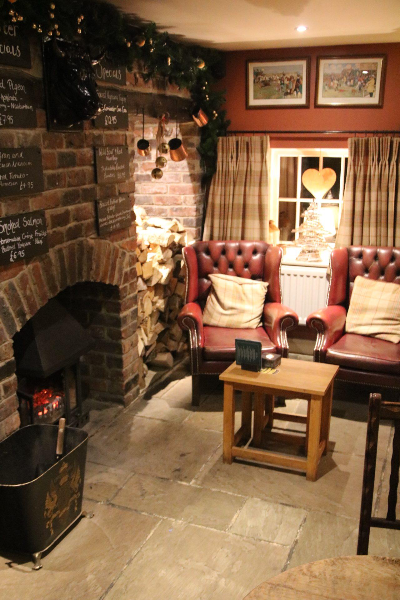 Black Bull Inn at Moulton Review