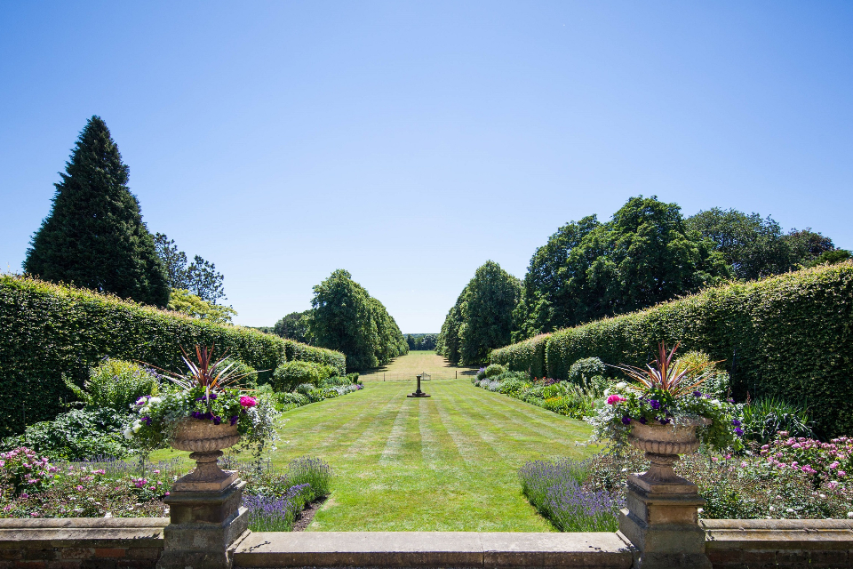 Goldsborough Hall Harrogate Review Royal Garden