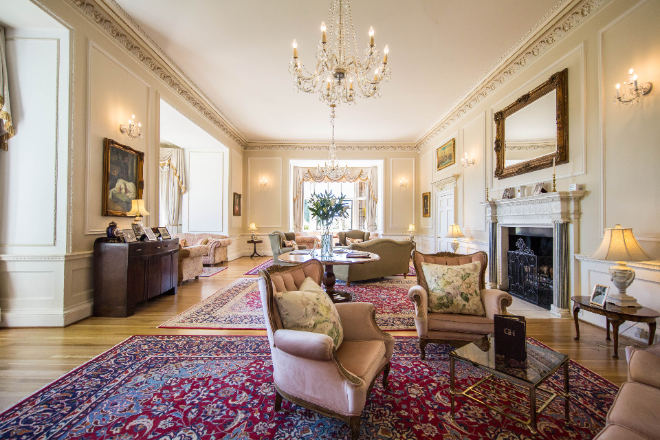 Princess Mary Drawing Room Goldsborough Hall Review