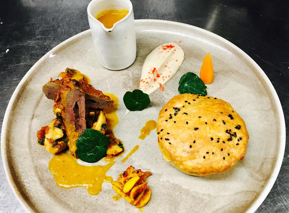 Venison Biryani Recipe Tapasya at Marina Hull