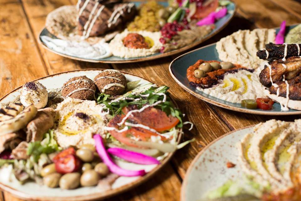 Vegan Restaurants Leeds 2019 Caravanserai