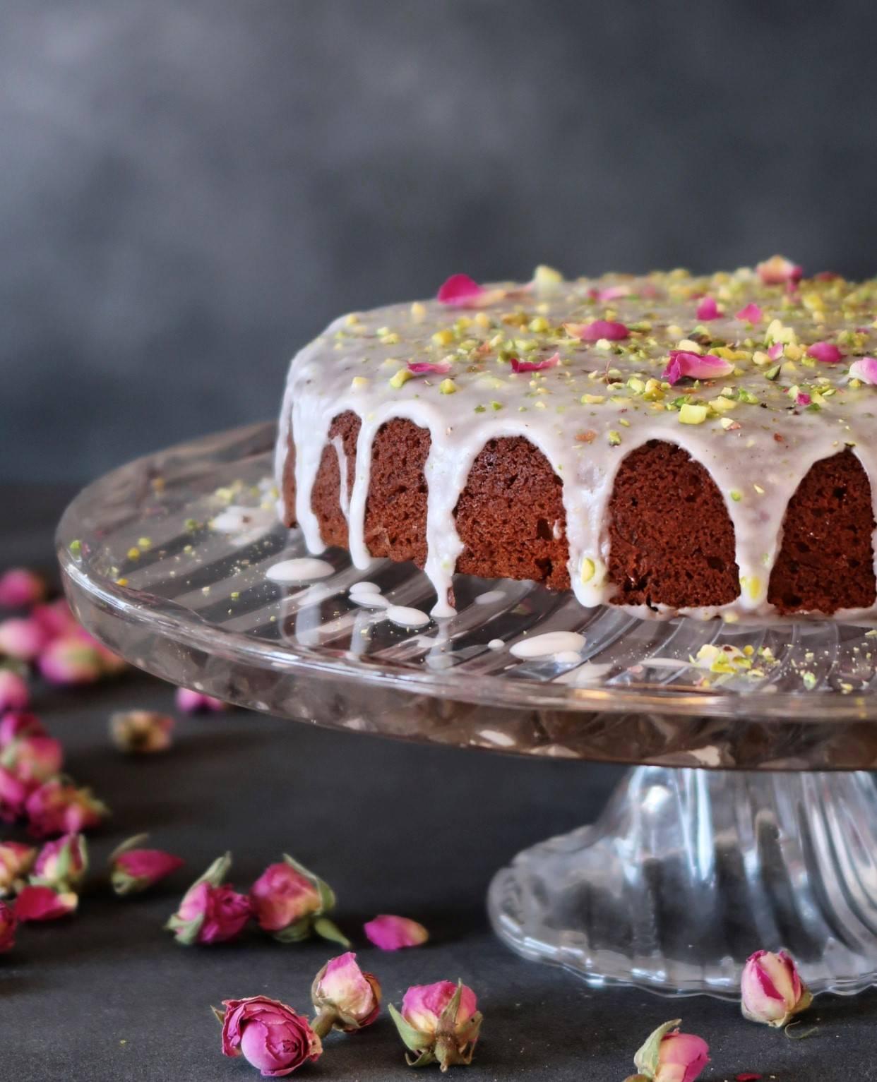 Valentines Day Cake Freda Shafi