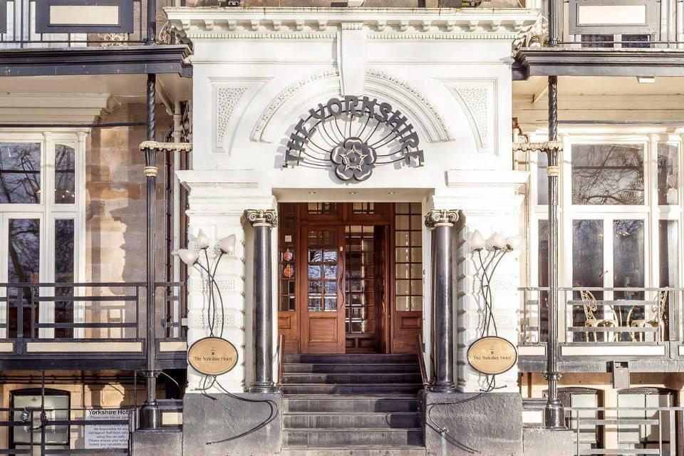 Yorkshire Hotel Harrogate Scran Restaurant