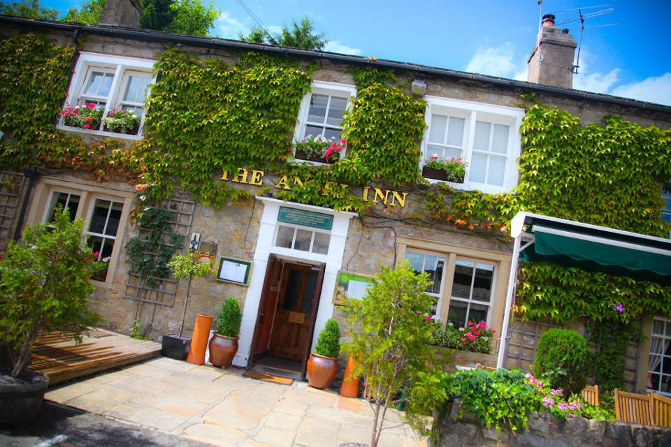 Angel Inn Hetton Review Exterior