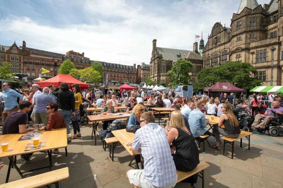 Countdown to Sheffield Food Festival 2018 Begins