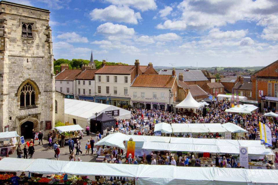 Malton Food Lovers Festival 2018