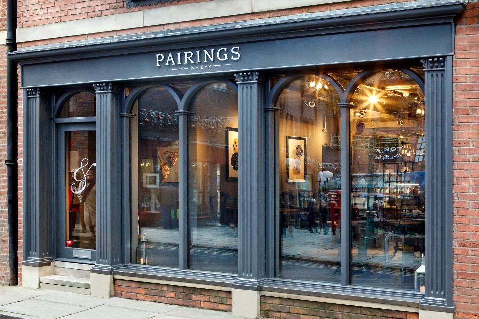 Pairings Wine Bar York Review