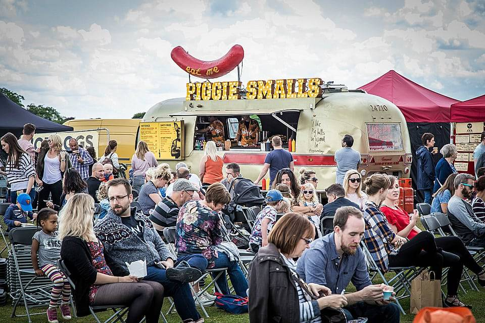 Sheffield Music Festival Garden Walk: The North Leeds Food Festival 2018 Returns To Roundhay Park