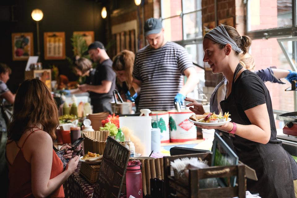 Belgrave Feast Leeds - Vendors 3