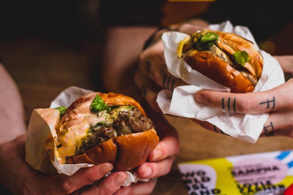 Belgrave Feast Leeds Burgers