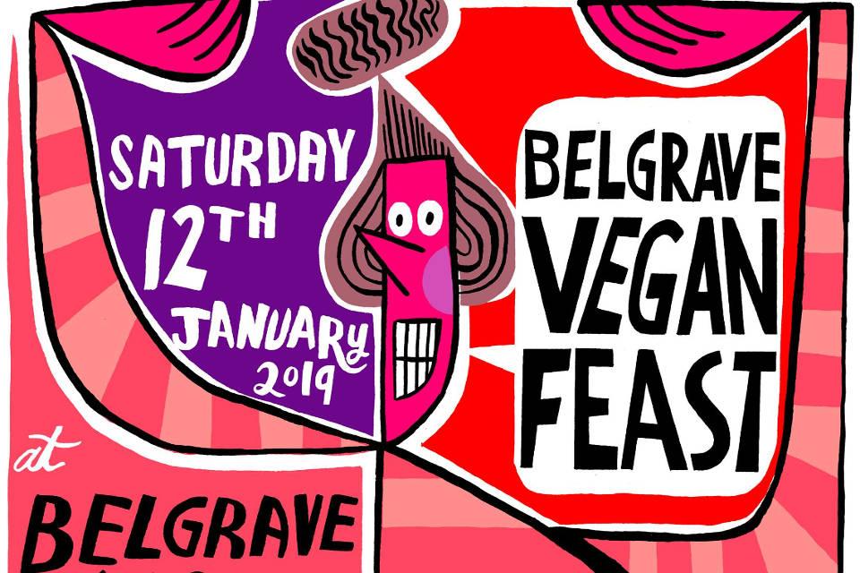 Belgrave Feast Vegan 2019