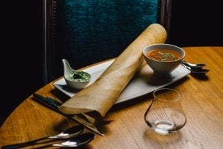 Prashad Bradford Restaurant Offer Tasting Menu example