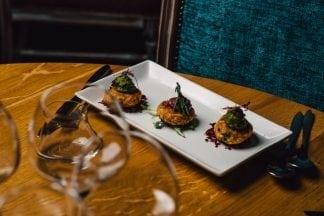 Prashad Bradford Offers Tasting Menu Example