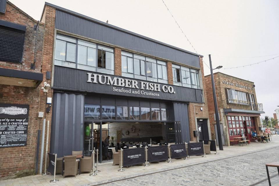 Humber Fish Co Hull Fruit Market Seafood Restaurant