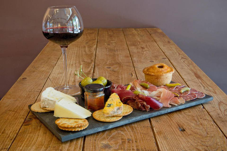 Pairings Wine Bar York Offer Deli Platter