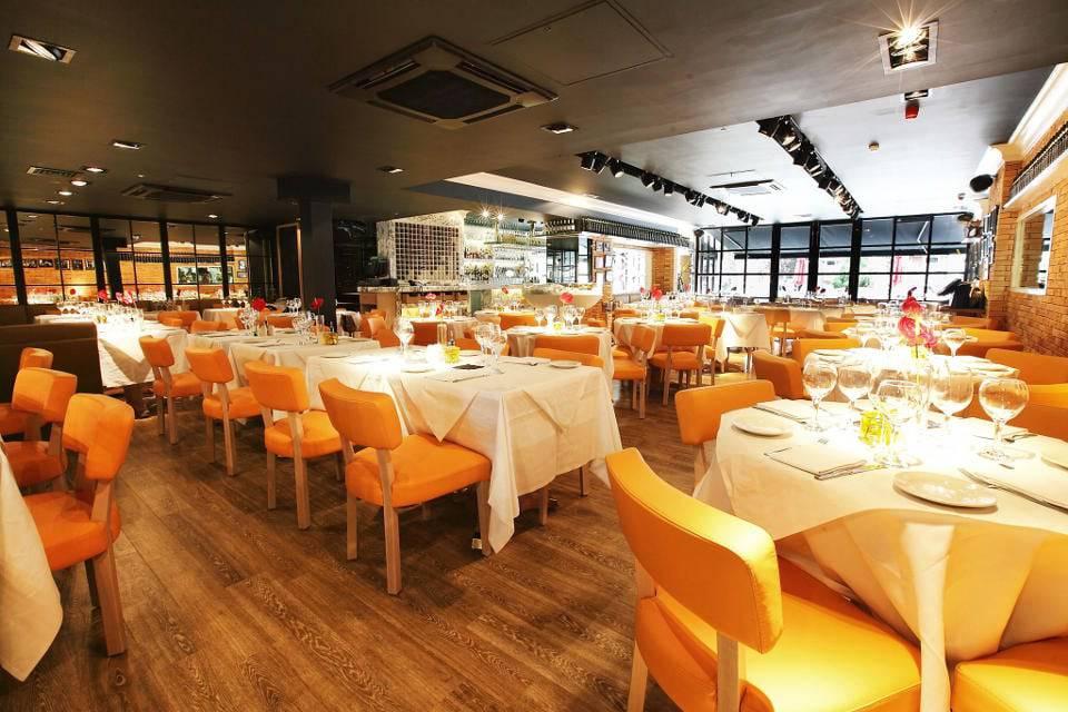 San Carlo Restaurant Leeds