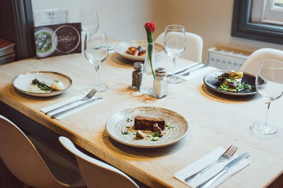 The Milestone Sheffield Gift Voucher Food