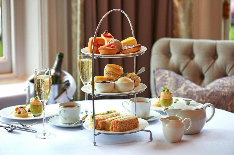 The Principal York Afternoon Tea Offer