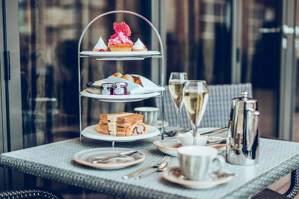 Signature Afternoon Tea at The Grand York Hotel
