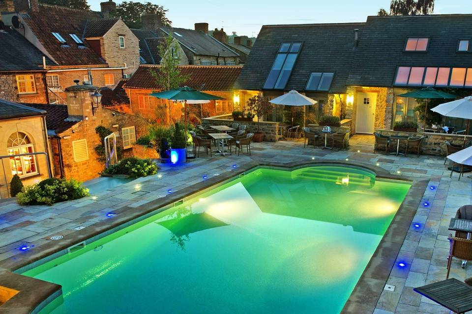 Feversham Arms Helmsley Pool Offer