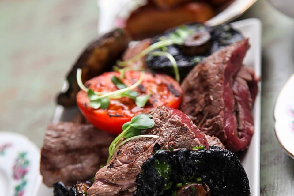 Don't Tell The Duke Wetherby offer example steak dish
