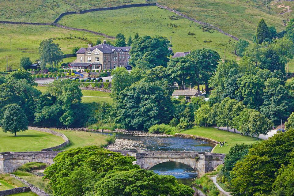 The Devonshire Fell Skipton exterior imagine