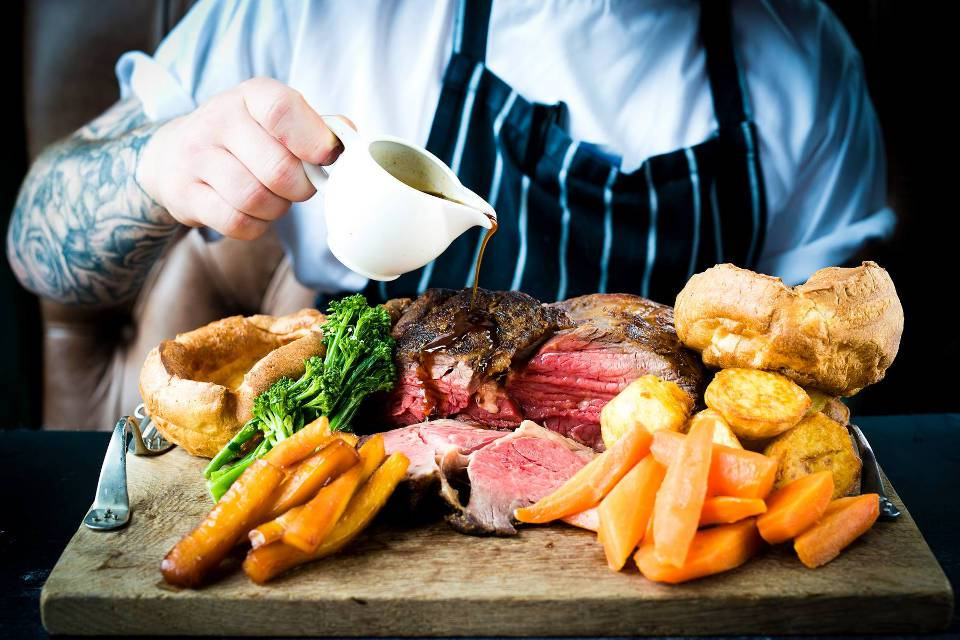 The Refectory York Offer Sunday Lunch