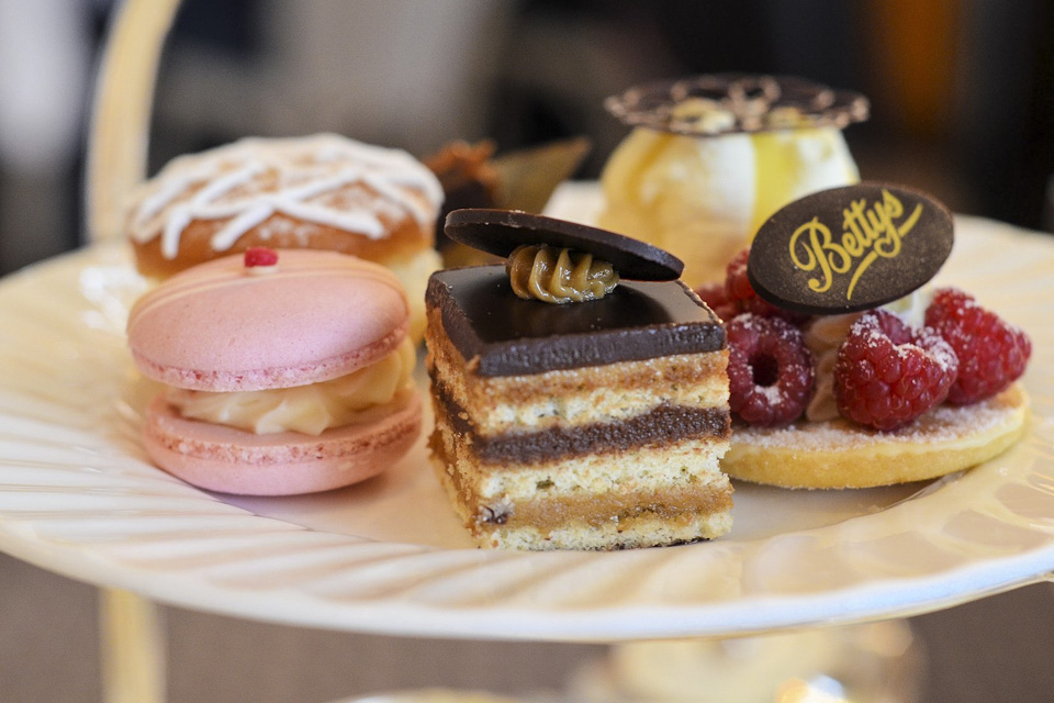 Bettys Afternoon Tea in York and Harrogate