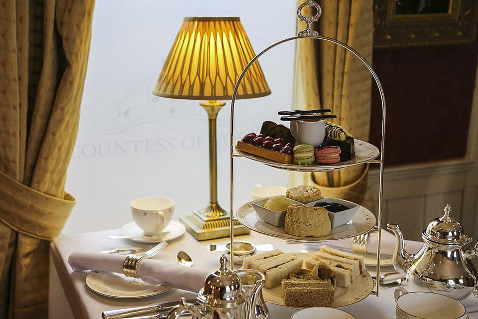Countess of York Afternoon Tea