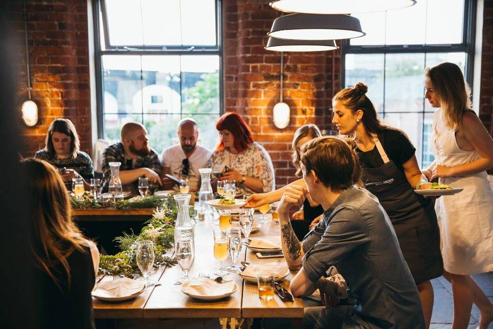 Harewood Food and Drink Project Takeover Northern Monk