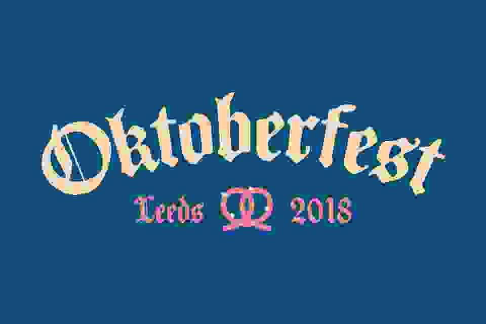 Oktoberfest Leeds Logo