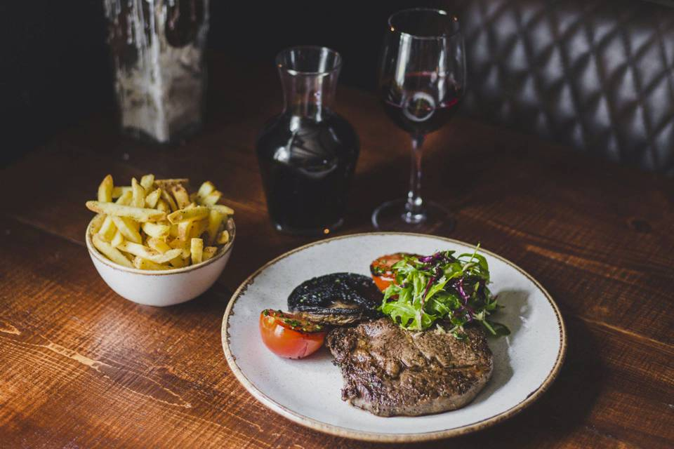 Old House Hull Offer Wagyu Steak