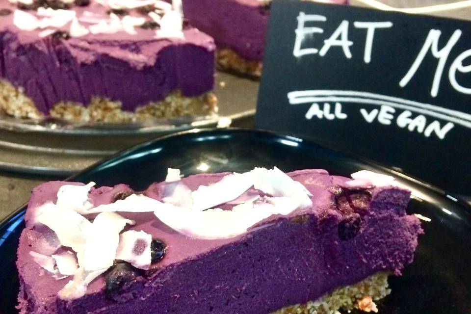 Purple Carrot Malton Vegan Cafe