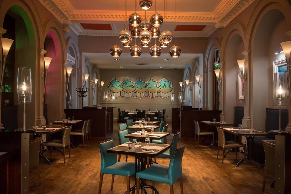Scran Harrogate Restaurant Interior