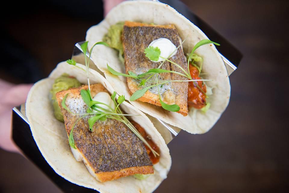 Scran Harrogate Tacos