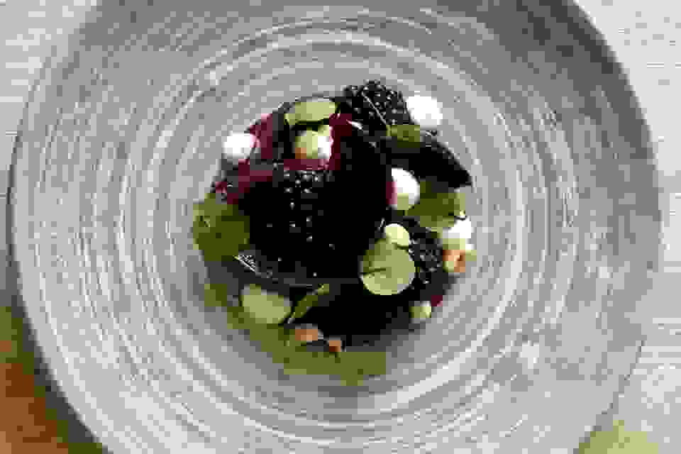 The Milestone Sheffield Restaurant Offer starter example