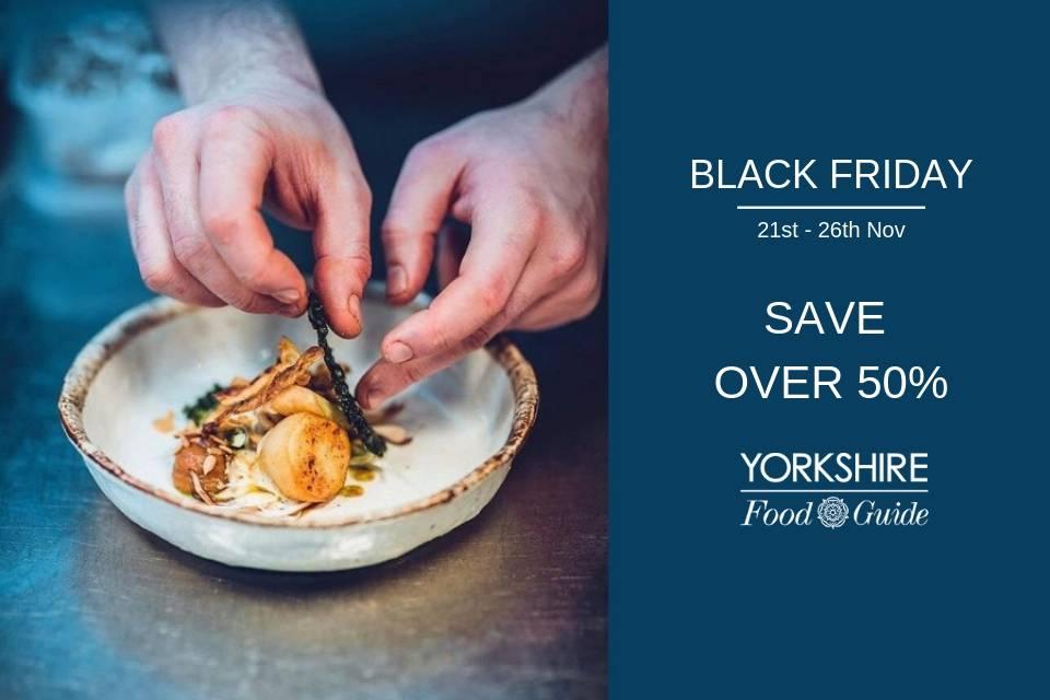 Black Friday Sale 2018 Yorkshire Food Guide