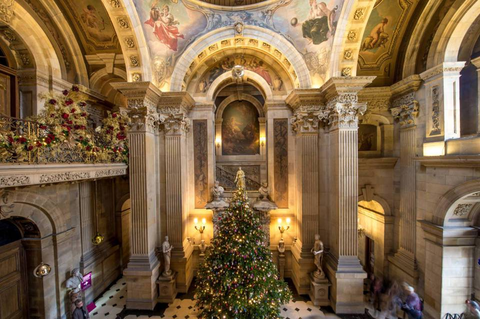 Christmas Markets in Yorkshire - Castle Howard