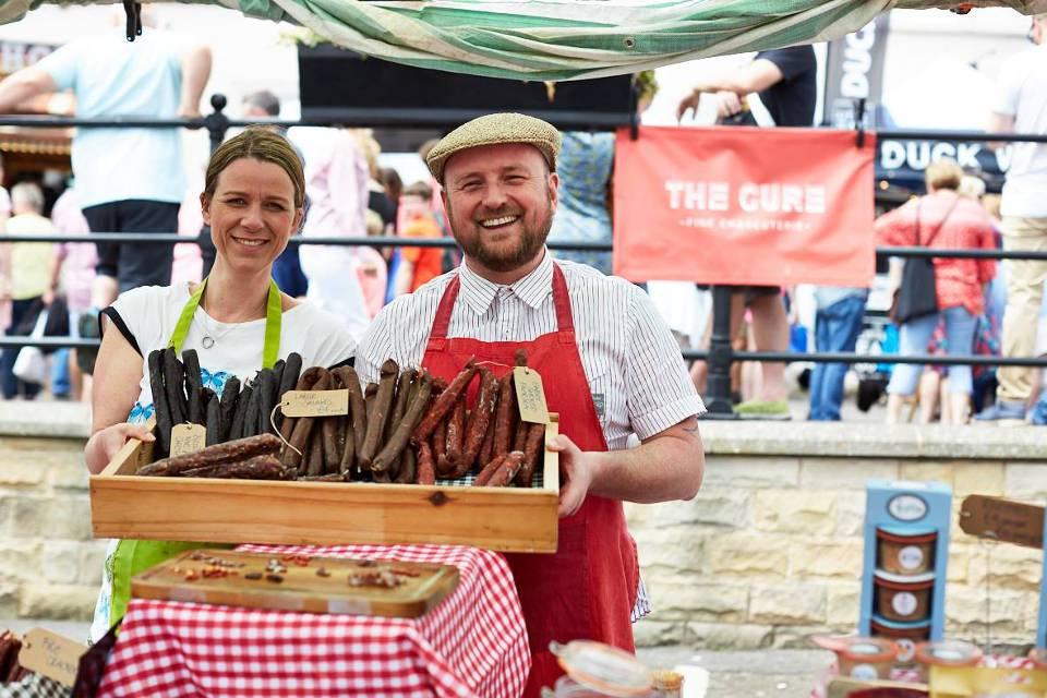 Malton Monthly Food Market Stall Holders