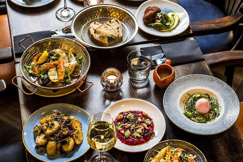 The Maven Leeds restaurant offer