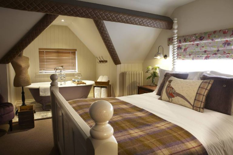 The Plough Scalby Offer Bedroom Boutique Hotel in Yorkshire